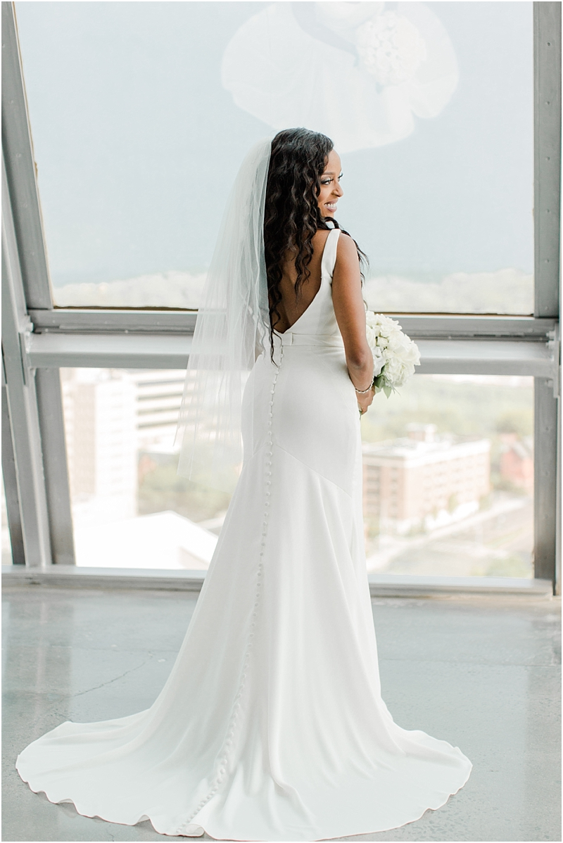 Sunsphere knoxville wedding chase and shante knoxville for Wedding dress shops in knoxville tn