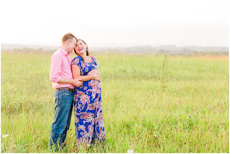 Maternity session knoxville tn